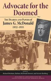 Advocate for the Doomed by James G. McDonald