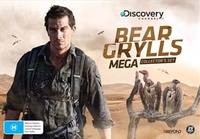 Bear Grylls Mega Collector's Set on DVD