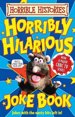 Horribly Hilarious Joke Book by Terry Deary image