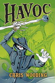 Havoc by Chris Wooding image