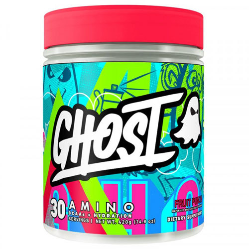 Ghost Lifestyle Amino Acid - Fruit Punch (30 Serves)