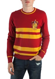 Harry Potter: Gryffindor - Jacquard Sweater (Large)