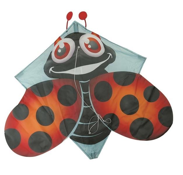 Britz 'n Pieces: Pop Up Kite - Ladybug