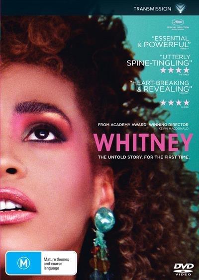Whitney (2018) on DVD