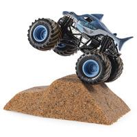 Monster Jam: Kinetic Dirt Starter Set - Megalodon