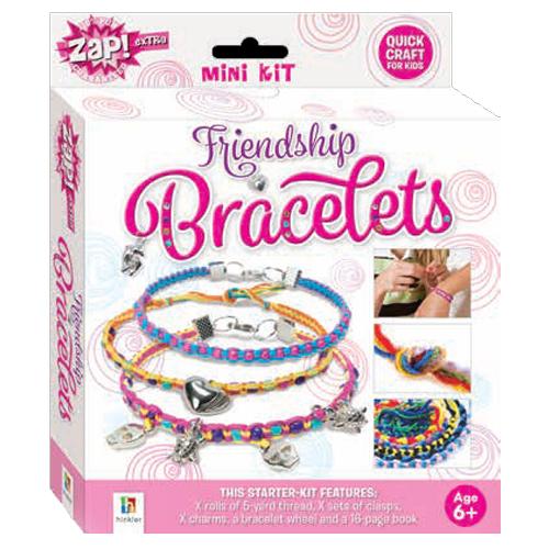 Zap: Friendship Bracelets - Mini Craft Kit image