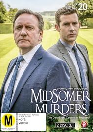 Midsomer Murders: Season 20 - Part 2 on DVD image