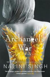 Archangel's War by Nalini Singh image