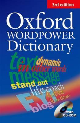 Oxford Wordpower Dictionary for Learners of English image