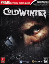 Cold Winter - Prima Official Guide for PlayStation 2