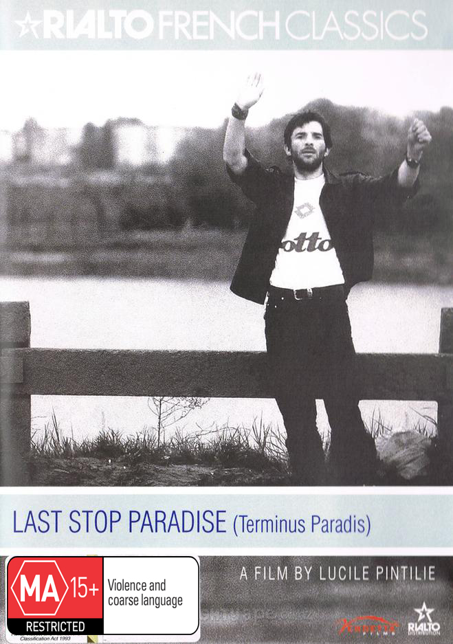 Last Stop Paradise on DVD image