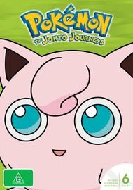 Pokemon - Season 3: The Johto Journeys (6 Disc Box Set) DVD