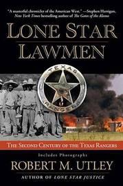 Lone Star Lawmen by Robert M Utley image
