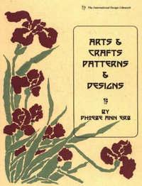 Arts & Crafts Patterns & Designs by Phoebe Ann Erb image