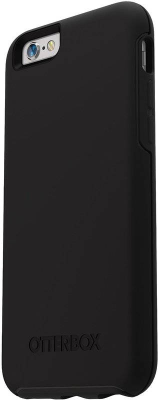 OtterBox Symmetry Case for iPhone 6/6S - Black