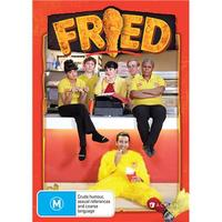 Fried on DVD