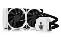 Deepcool Gamer Storm Captain 240EX AIO Liquid Cooling - White