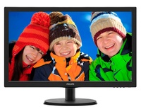 "21.5"" Philips V Line - 5ms Smart-Control Lite LCD Monitor"