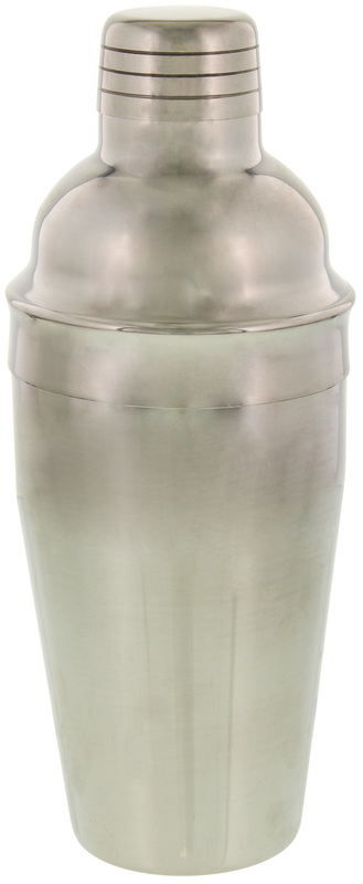Bartender Stainless Steel Cocktail Shaker (550ml)