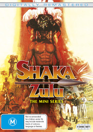 Shaka Zulu on DVD