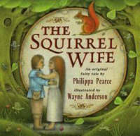 Squirrel Wife by Philippa Pearce image