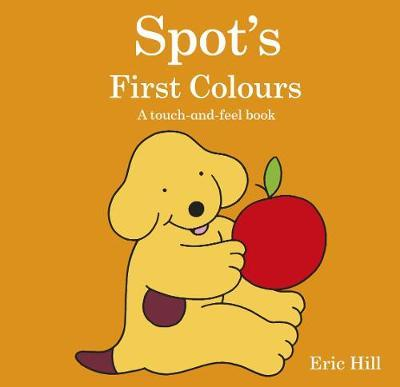 Spot's First Colours by Eric Hill image