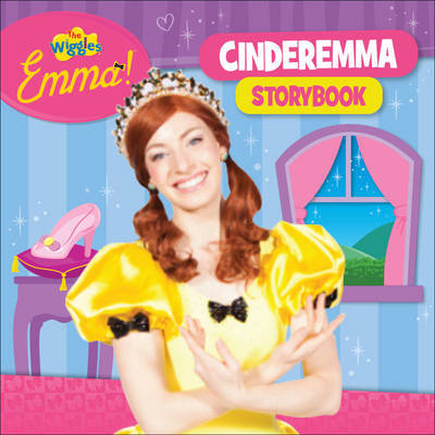 The Wiggles: Cinderemma Storybook by The Wiggles image