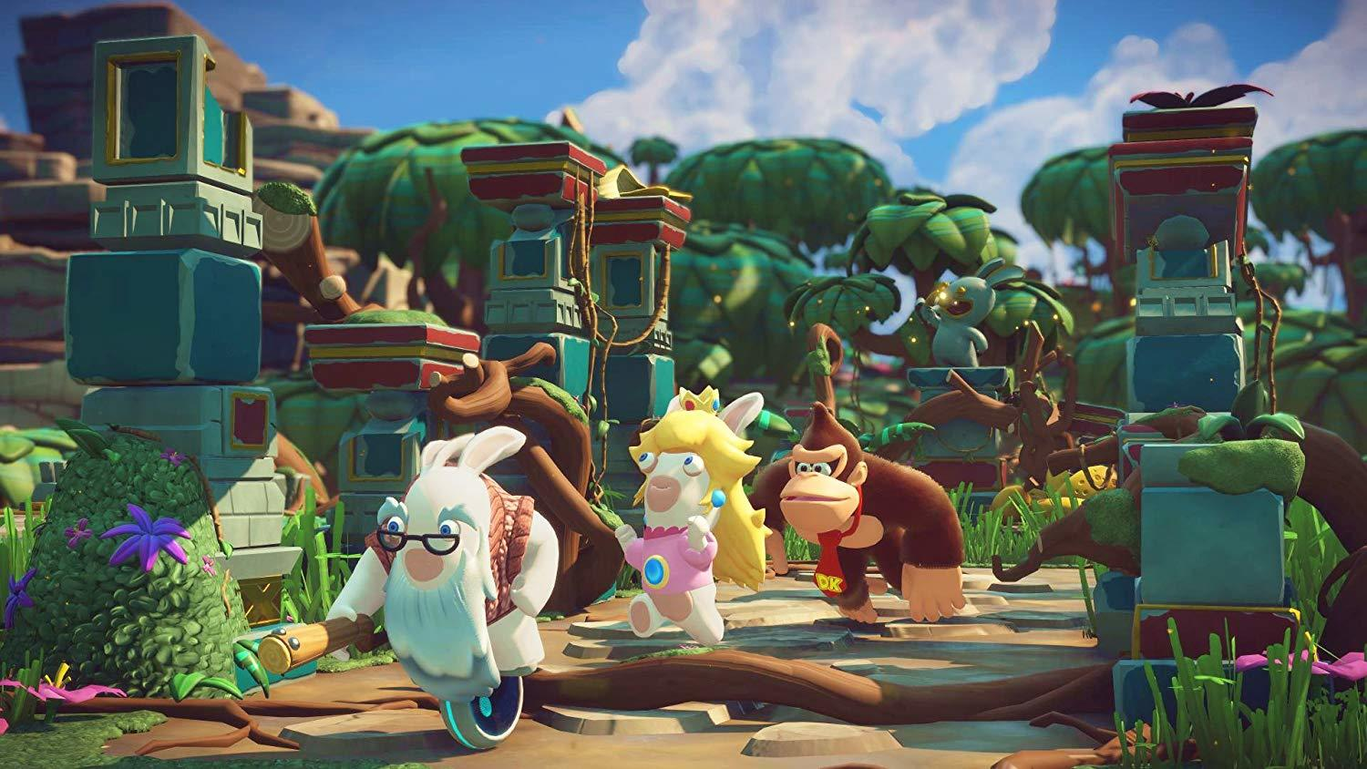 Mario + Rabbids: Kingdom Battle Gold Edition for Nintendo Switch image