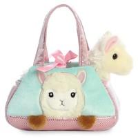 Aurora: Fancy Pal Pet Carrier – Peek A Boo Llama