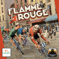 Flamme Rouge - Board Game