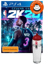 NBA 2K20 Legend Edition for PS4