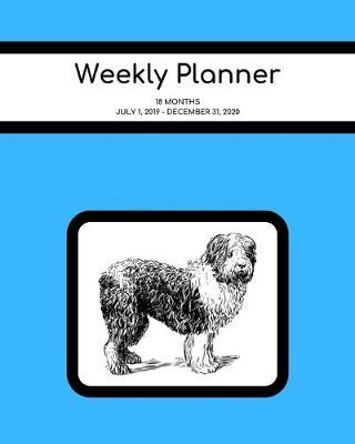 Weekly Planner by Atkins Avenue Book