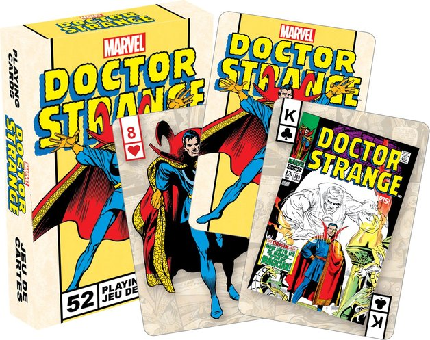 Marvel – Dr Strange Retro Playing Cards