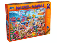 Holdson: 1000 Piece Puzzle - Master of Mania (Beach Mania) image