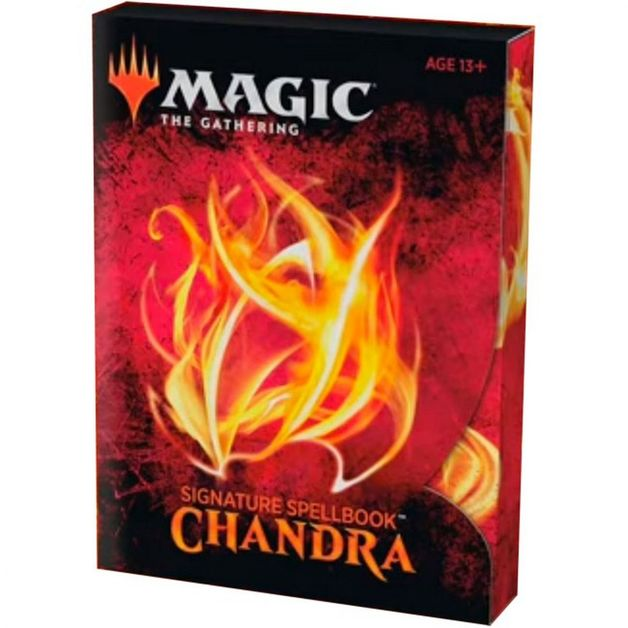 Magic The Gathering : Signature Spellbook Chandra