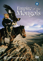Empire Of The Mongols on DVD