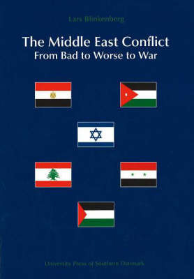 Middle East Conflict by Lars Blinkenberg image
