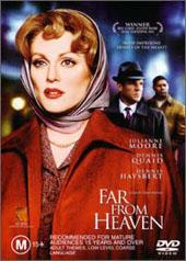 Far From Heaven on DVD
