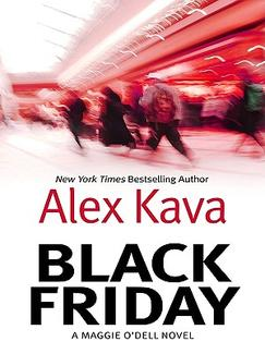 Black Friday (Large Print) by Alex Kava image