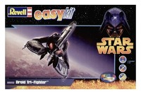 Revell - Easy-Kit Star Wars Droid Tri-Fighter Kitset Model