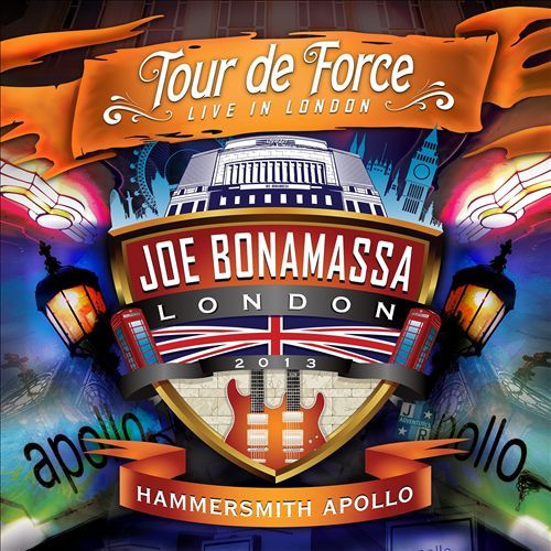 Tour de Force: Live in London - Hammersmith Apollo by Joe Bonamassa