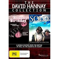 The David Hannay Collection - Alison's Birthday & Solo on DVD