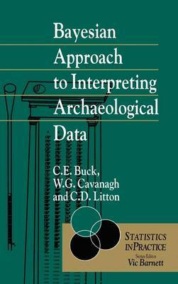 Bayesian Approach to Intrepreting Archaeological Data by Caitlin E Buck image