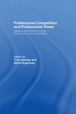 Professional Competition and Professional Power image