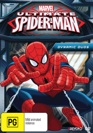 Ultimate Spider-Man: Dynamic Duo's - Season 2 Volume 1 on DVD
