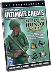 Ultimate Cheats Medal Of Honor Frontline for PS2