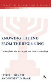Knowing the End from the Beginning image