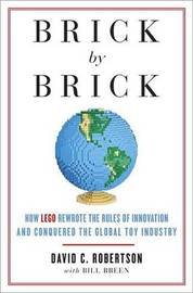 Brick by Brick by David Robertson