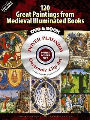 120 Great Paintings from Medieval Illuminated Books by Carol Belanger Grafton image