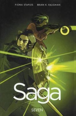Saga, Volume 7 by Brian K Vaughan